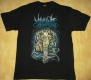 MILKING THE GOATMACHINE - yellow Goat - T-Shirt size XL
