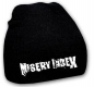 MISERY-INDEX - embroidered Logo Beanie