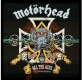 MOTÖRHEAD - All The Aces - woven Patch