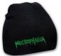 NECROPHAGIA - Embroidered Logo - Beanie