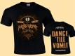 NUCLEAR VOMIT - Coverart - Dance 'till Vomit - T-Shirt
