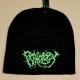 PATHOLOGY - green Logo Beanie