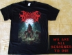 PSYCHOTIC DEFILEMENT - We all Designed to Die - T-Shirt size L