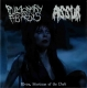 PULMONARY FIBROSIS / ASSUR - split CD - Elvira, Mortician Of The Dark