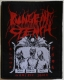 PUNGENT STENCH - Blood Pus & Gastric Juice - woven Patch