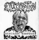 PUTRID OFFAL / EXULCERATION -split CD-