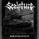 SCALPTURE - 12'' LP - Panzerdoktrin (Testpress, limited to 15)