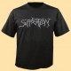 SUFFOCATION - grey Logo - T-Shirt size M