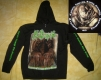 Satans Revenge On Mankind - Supreme - Zipper- Größe XXL