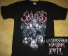 SKINLESS - Regression Towards Evil - T-Shirt size S
