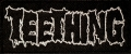 TEETHING - Logo - Embroidered Patch