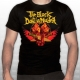 THE BLACK DAHLIA MURDER - Skullblade - T-Shirt Größe XL (Fruit of the Loom Shirts)