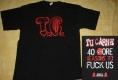TU CARNE - TxCx 40 Gore Reasons - T-Shirt - size XL