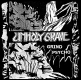 UNHOLY GRAVE / SETE STAR SEPT - spliot 12'' LP -  Grind Psycho (purple Vinyl)