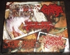 V/A: Feraliminal Bowel Septico Gore Fetus - 5way split CD - BOWEL STEW / DEAD FETUS COLLECTION / GORE / SEPTICOPYEMIA / FERALIMINAL LYCANTHROPIZER