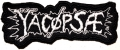YACOPSAE - Logo - Embroidered cutted Patch
